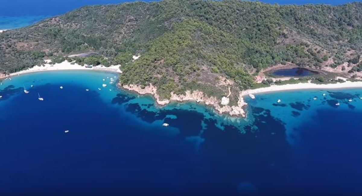 Το νησάκι κοντά στη Σκιάθο που ήθελαν να αγοράσουν οι Beatles   Newsit.gr