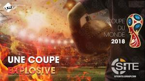 Νέες τρομακτικές απειλές του ISIS για το Μουντιάλ – «Υπόσχεση» για νεκρούς ποδοσφαιριστές