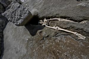 Αυτός ήταν ο πιο άτυχος κάτοικος της Πομπηίας [pics]