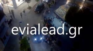 Χαλκίδα: Αυτοκίνητο παρέσυρε καρότσι με μωρό [vid]