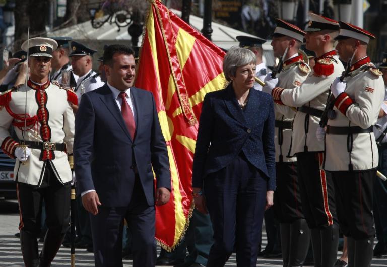 Ζάεφ για Σκοπιανό: Στόχος η συνολική λύση, αποδεκτή και από τις δύο πλευρές | Newsit.gr