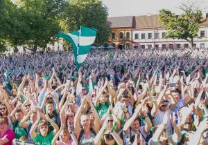 «Πανικός» στη Λιθουανία! Το Κάουνας στο… πόδι για τη Ζάλγκιρις [vid, pics]