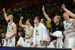 Euroleague: Τρίτη η Ζαλγκίρις! Νίκησε σε «τρελό» ματς την ΤΣΣΚΑ Μόσχας [vids]