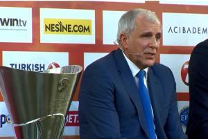 Euroleague: Το ξεχωριστό Final Four του Ομπράντοβιτς!