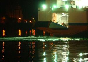 Περιπέτεια στη θάλασσα για επιβάτες με προορισμό τα Χανιά