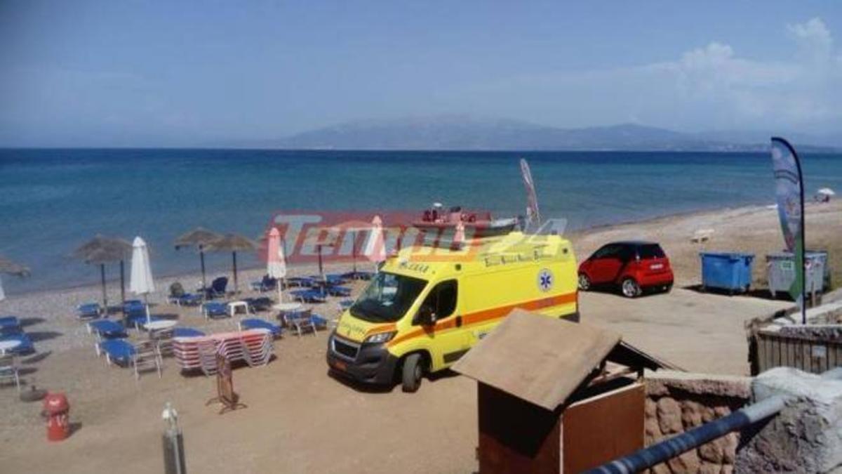Αχαΐα: Εξουδετέρωσαν νάρκη του Β' Παγκοσμίου Πολέμου | Newsit.gr
