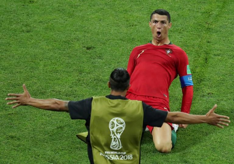 Μουντιάλ 2018: Πορτογάλος «Θεός»! Σπάει τα ρεκόρ ο Κριστιάνο Ρονάλντο | Newsit.gr