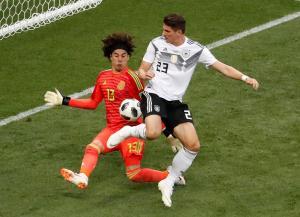 «Επιστροφή Στοιχήματος» και «2-0 και Έληξε» από το Πάμε Στοίχημα του ΟΠΑΠ για τον αγώνα Γερμανίας-Σουηδίας