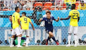 Μουντιάλ 2018: Έγραψε ιστορία η Ιαπωνία! «Λύγισε» την Κολομβία [vids]