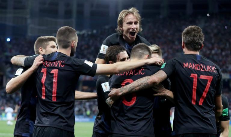 Μουντιάλ 2018: Η Κροατία «πάτησε» την Αργεντινή! Στο καναβάτσο η παρεά του εξαφανισμένου Μέσι [pics, vids] | Newsit.gr