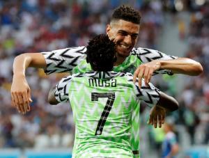 """Μουντιάλ 2018: """"Φωτιά"""" στον όμιλο της Αργεντινής έβαλε η Νιγηρία! Ο Μούσα """"εκτέλεσε"""" την Ισλανδία [vids]"""