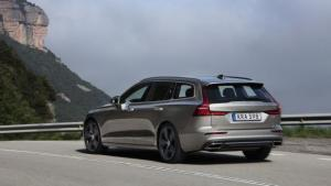 Δοκιμάζουμε το Volvo V60 D4 [pics]