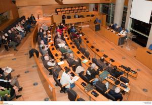 Θεσσαλονίκη: Η Μαρία Ιωαννίδου υποψήφια για δήμαρχος – «Οι πιο κρίσιμες εκλογές των τελευταίων ετών»!