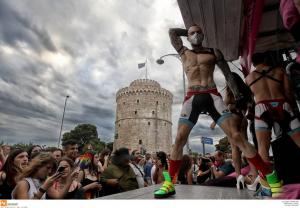Με σύνθημα «άκρως οικογενειακόν» το 7ο Thessaloniki Pride