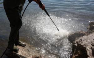 Τουριστικό πλοίο με 200 επιβάτες προκάλεσε θαλάσσια ρύπανση στη Ρόδο