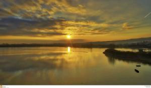 Σέρρες: Εργασίες αποκατάστασης βλαβών στις θύρες του φράγματος Λιθοτόπου της λίμνης Κερκίνης!