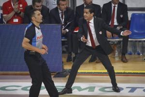 """Παναθηναϊκός – Ολυμπιακός, Σφαιρόπουλος: """"Δεν την είδατε τη διαιτησία;"""""""