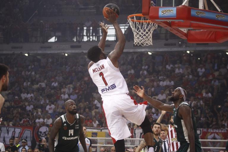 Ολυμπιακός – Παναθηναϊκός: Ζωντανοί οι «ερυθρόλευκοι»! Ο τίτλος θα κριθεί στο ΟΑΚΑ | Newsit.gr