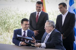 Αρχίζει ο «μαραθώνιος» του Ζάεφ! Τα επόμενα βήματα μετά την υπογραφή της συμφωνίας στις Πρέσπες