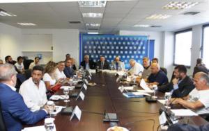 Superleague: Νέος πρόεδρος ο Μπαταγιάννης! Μόνος υποψήφιος ο αντιπρόεδρος του Ολυμπιακού