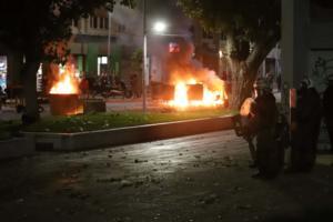 Θεσσαλονίκη: Αναβλήθηκε η δίκη των πέντε για τα επεισόδια – Αφέθηκαν ελεύθεροι