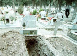 Καλαμαριά: Διάψευση του Δήμου για τα ποντίκια στο νεκροταφείο