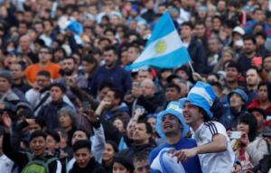 Μουντιάλ 2018: «Ξηλώνονται» οι Αργεντινοί για το ταξίδι στο Καζάν