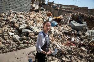 Η Αντζελίνα Τζολί στην πολιορκούμενη από τους τζιχαντιστές, Μοσούλη! [pics,vid]