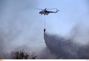 Αλόννησος: Υπό πλήρη έλεγχο η φωτιά – Στάχτη 110 στρέμματα πευκοδάσους