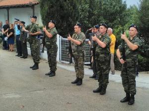 Έβρος: Σπαραγμός στην κηδεία του στρατιώτη που σκοτώθηκε σε τροχαίο δυστύχημα – Η μοιραία έξοδος της ζωής του [pics]