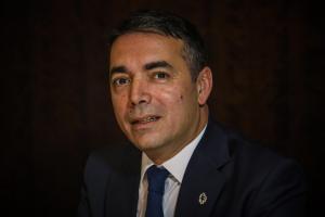 """""""Εμφύλιος"""" στα Σκόπια – Μηνύματα Ζάεφ να μην ακούει η Αθήνα τον Ντιμιτρόφ"""