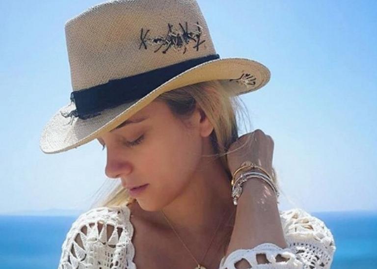 Δούκισσα Νομικού: Νέα εξόρμηση στην Μύκονο με τον μικρό Σάββα! [pic] | Newsit.gr