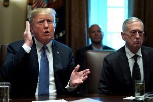 """Ντ. Τραμπ:  """"Fake news οι μελό ιστορίες για τα παιδιά των μεταναστών"""""""