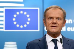 ΕΕ-Σύνοδος Κορυφής: Επιφυλάξεις Τουσκ για την εφαρμογή της Συμφωνίας για το Μεταναστευτικό