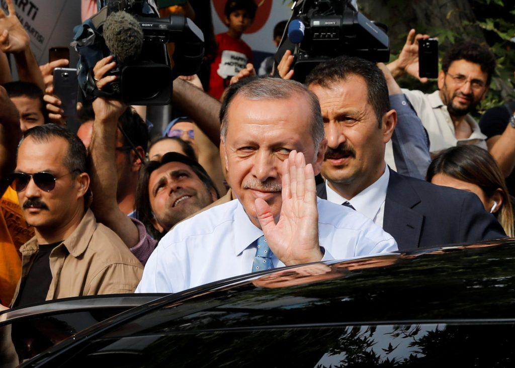 Τουρκία Ερντογάν Ιντζέ