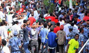 Αιθιοπία: Μεγάλη έκρηξη σε πολιτική συγκέντρωση του πρωθυπουργού – Νεκροί και τραυματίες [pics]