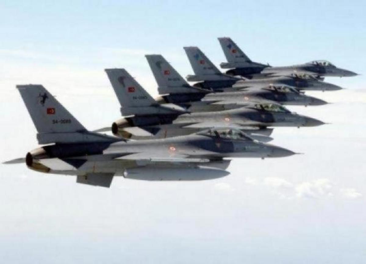 Στο κόκκινο η τουρκική προκλητικότητα! Δεκάδες παραβιάσεις και αερομαχίες πάνω από το Αιγαίο   Newsit.gr