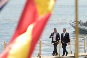Σκόπια:  Χαρακτηρίζουν καλό συμβιβασμό την ψηφισθείσα συμφωνία με την Ελλάδα