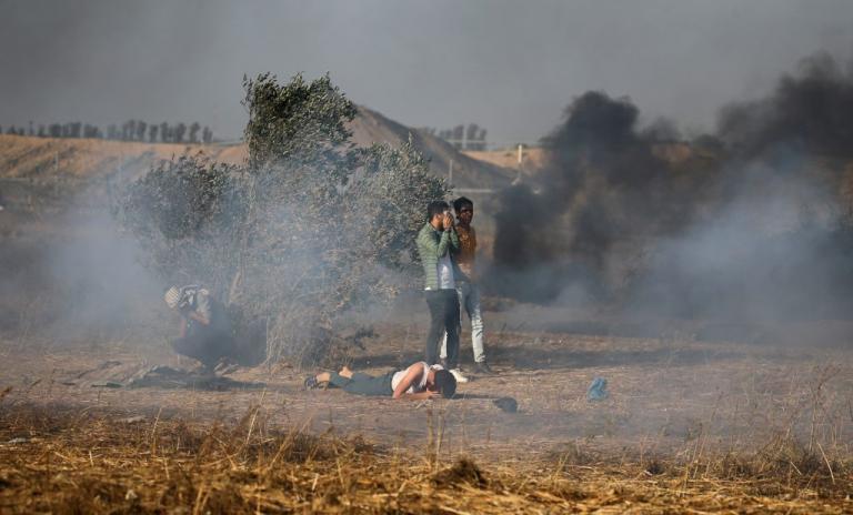 Δυτική Όχθη: Νεκρός Παλαιστίνιος από ισραηλινά πυρά επειδή «πέταξε πέτρα»   Newsit.gr