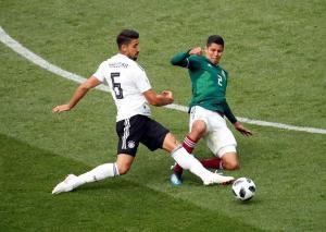 Παγκόσμιο Κύπελλο Ποδοσφαίρου 2018: Γερμανία – Μεξικό 0-1 ΤΕΛΙΚΟ