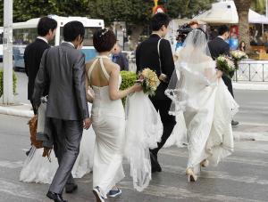 Ο γάμος κάνει καλό στην υγεία – Μειώνει τον κίνδυνο καρδιοπάθειας και εγκεφαλικού [vid]