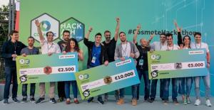 Η COSMOTE στηρίζει την καινοτομία μέσα από το Hackathon και επιβραβεύει τα κοφτερά μυαλά