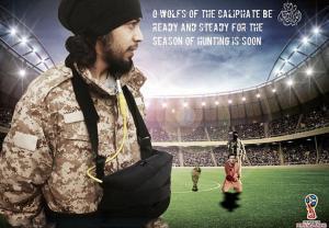 Μουντιάλ 2018: Ο ISIS συνεχίζει τις απειλές! «Εκτελεί» τον Μέσι μέσα στο γήπεδο