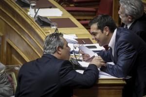 Μακεδονία: Που στηρίζεται η κυβέρνηση για να περάσει η συμφωνία με τα Σκόπια – Τι θα κάνει ο Πάνος Καμμένος;