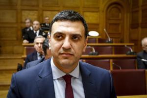 Κικίλιας για Κοτζιά: Χρησιμοποίησε επιχειρήματα, που «τουλάχιστον προσομοιάζουν» σε αυτά της πΓΔΜ