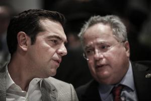 Ο Νίκος Κοτζιάς στο Μαξίμου – Συνάντηση με άρωμα… Ρωσίας και Σκοπίων