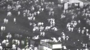 Τρομακτικά πλάνα και μαρτυρίες τη στιγμή της επίθεσης! Έτρεχαν να γλιτώσουν από τον μακελάρη του Λας Βέγκας