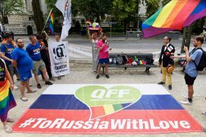 Μόσχα: Συνελήφθη σεξουαλικός ακτιβιστής