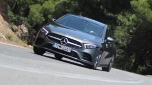 Δοκιμάζουμε την ολοκαίνουργια Mercedes-Benz A 200 [pics]