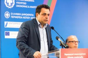 Ν. Σαντορινιός: Δώσαμε τη μάχη του νησιωτικού ΦΠΑ – Οχυρώνουμε τα νησιά μας